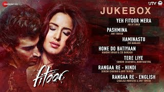 getlinkyoutube.com-Fitoor Jukebox - Full Album | Aditya Roy Kapur & Katrina Kaif | Amit Trivedi | Love Romance Songs