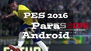 getlinkyoutube.com-PES 2016 Para Android!!   Emulador PPSSPP (psp)