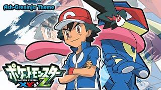 getlinkyoutube.com-Pokemon XYZ Music: Ash-Greninja Theme