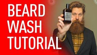 getlinkyoutube.com-How To Use Beard Wash & Softeners | Eric Bandholz