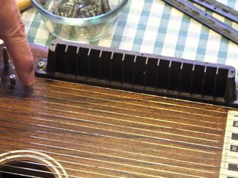 Diatonic Autoharp Conversion 1