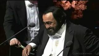 getlinkyoutube.com-Luciano Pavarotti - O Sole Mio - Japan 2004 (1080pHD)