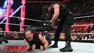 getlinkyoutube.com-The Shield implodes: Raw, June 2, 2014