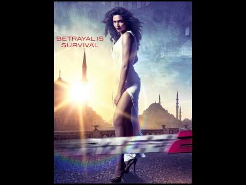 Exclusive! Race 2 Deepika Padukone Digital Poster