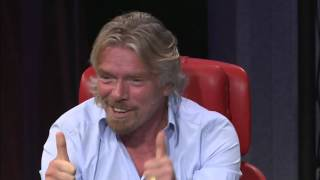 Life at 30,000 feet Richard Branson - Leadership - Sales - Entrepreneurship - Online Sales Training