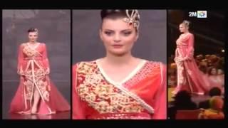 getlinkyoutube.com-défilé Caftan  2014- Samira Mhaidi Knouzi