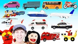 getlinkyoutube.com-What Do You See? Song | Vehicles and Transport | Learn English Kids