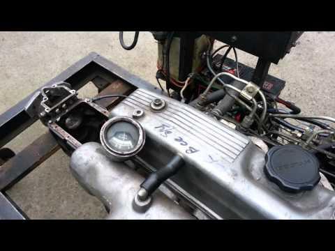 Расположение прокладки головки блока цилиндров в Хундай H200