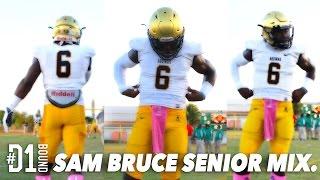 getlinkyoutube.com-Sam Bruce Senior Highlights: St Thomas Aquinas HS Football 2015 - CollegeLevelAthletes.com