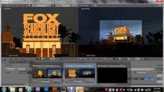 getlinkyoutube.com-How to make your own 20th century fox intro