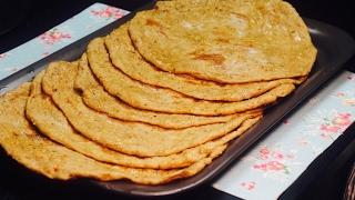 getlinkyoutube.com-مطبخ الأكلات العراقية -  الخبز الحلو بالتمر والسمسم