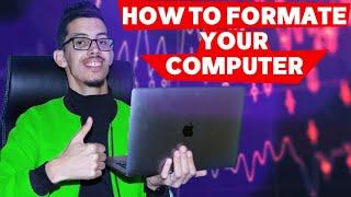 getlinkyoutube.com-عمل فورمات للحاسوب وتنصيب Windows 7 في 10 دقائق