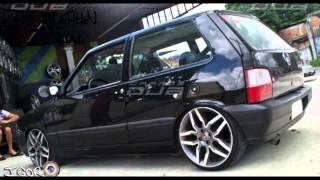 getlinkyoutube.com-Fiat Uno Rebaixados