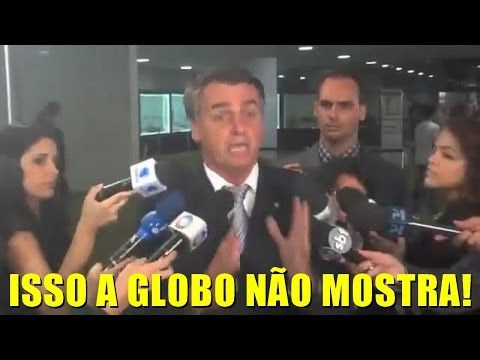 O vídeo do Bolsonaro que a imprensa escondeu
