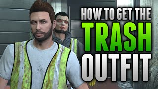 getlinkyoutube.com-GTA 5 Glitches - How To Wear Heist Exclusive Outfits! How To Get The Garbage Outfit (GTA 5 Glitches)