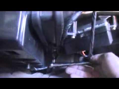 How to Intsall Replace Cabin Air Filter on 99-02 GMC Chevy Tahoe Yukon Suburban Silverado