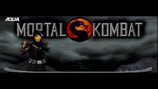 getlinkyoutube.com-Mortal Kombat Project 4.1 - Aqua