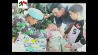 Tentara Indonesia vs Israel military