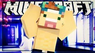 getlinkyoutube.com-STUCK IN A HAUNTED HOUSE! | Minecraft Halloween Hunt