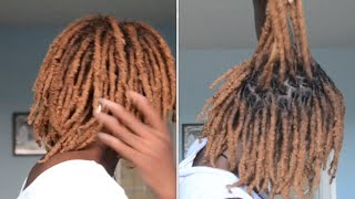 getlinkyoutube.com-8-month Loc Update Part 2 - Retwist