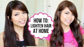 getlinkyoutube.com-How to Dye Hair from Black to Brown (Coloring Tips & Tricks)