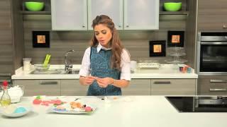 عجينة السكر بالمارشميلو - عجينة السكر بالجلاتين | حلو وحادق حلقة كاملة