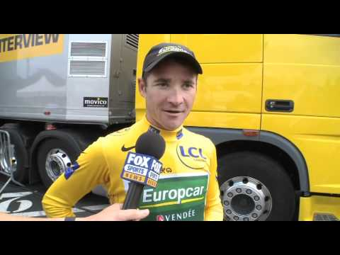 2011 Tour de France Stage 13 - Thomas Voeckler