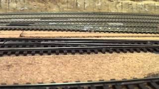 getlinkyoutube.com-RAIL PAINTING MODEL RAILROADS