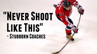 "getlinkyoutube.com-I'm teaching you the ""wrong"" way to shoot!"