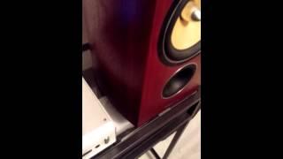 getlinkyoutube.com-Sound Testing the B&W 805 Diamond speakers.