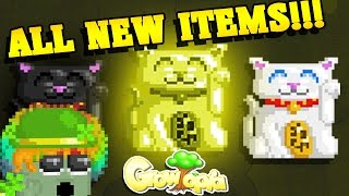 ALL NEW ST. PATRICK'S DAY ITEMS [2017]   Growtopia