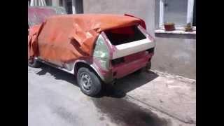 getlinkyoutube.com-VW Golf MK1 Tuning Project 2012