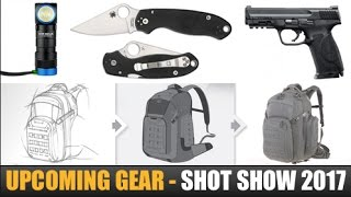 getlinkyoutube.com-TOP 5 NEW PRODUCTS DEBUTING AT SHOT SHOW 2017 -- GUNS, KNIVES, EDC & OUTDOOR GEAR -- SHOT SHOW 2017