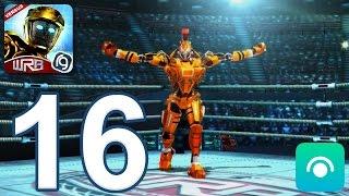 getlinkyoutube.com-Real Steel World Robot Boxing - Gameplay Walkthrough Part 16 - World Robot Boxing Gold