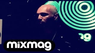 DAVID MORALES class house set in The Lab LDN