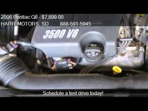2006 Pontiac G6 Base - for sale in ABERDEEN, SD 57401