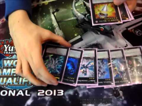 Yu-Gi-Oh! Belgium Nationals 2013 Deck Profile - Top 8 - Sebastien Gonzales - Mono Mermails