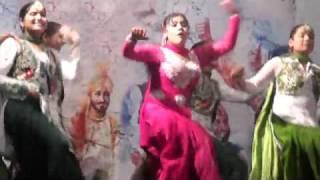 getlinkyoutube.com-Energetic Dance by Punjabi Girl......SONY BARAN