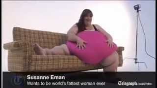 getlinkyoutube.com-The biggest woman in the world 2012