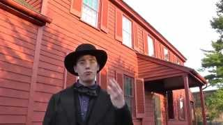 John Wilkes Booth in the Woods: Part 1