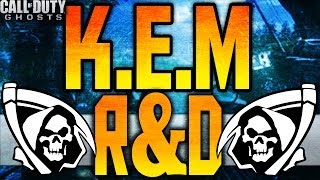 KEM en R&D en LIVE sur Ghosts ! (KEM en Recherche & Destruction) | KEM S&D