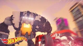 getlinkyoutube.com-Nitrobot | The Skills to Thrill | Hot Wheels