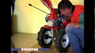 getlinkyoutube.com-Motocultor pe benzina ROTAKT RO500 - Instructiuni de montaj
