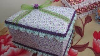 getlinkyoutube.com-cajitas decoradas con tela