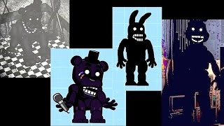 getlinkyoutube.com-Scribblenauts Unlimited Speed Create Shadow Freddy & Bonnie (FNaF 2) in Object Editor