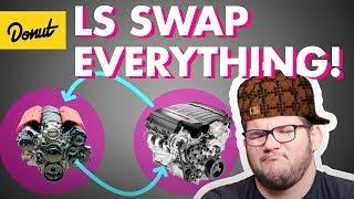 Chevy LS: Best Engine Swap Ever? | WheelHouse width=