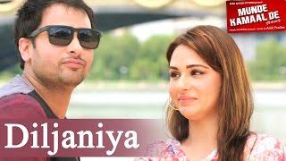 getlinkyoutube.com-New Punjabi Songs 2016 - DILJANIYA    Amrinder Gill & Mandy Takhar    Munde Kamaal De