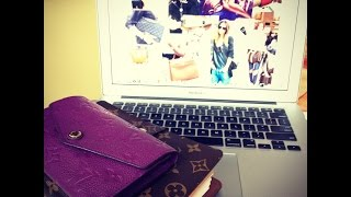 getlinkyoutube.com-Unboxing | Louis Vuitton EMPREINTE CURIEUSE COMPACT WALLET