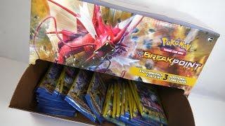 getlinkyoutube.com-Opening 42 MORE BREAKpoint & BREAKthrough Dollar Tree Packs! | Pokémon TCG