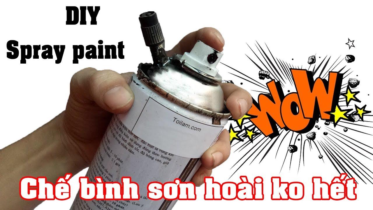 Cách làm bình sơn hoài không hết